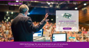 Macnica technology website screenshot