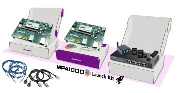 MPA1000 Launch Kit