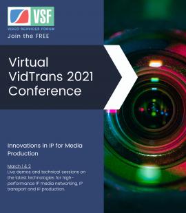 VSF VIDTrans conference 2021