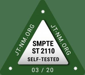 ST 2110 JTMN Badge