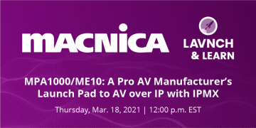 Macnica Tech rAV Lavnch n Learn