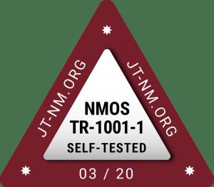 nmos jtnm tested badge