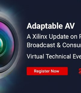 Xilinx Adaptable AV Webinar